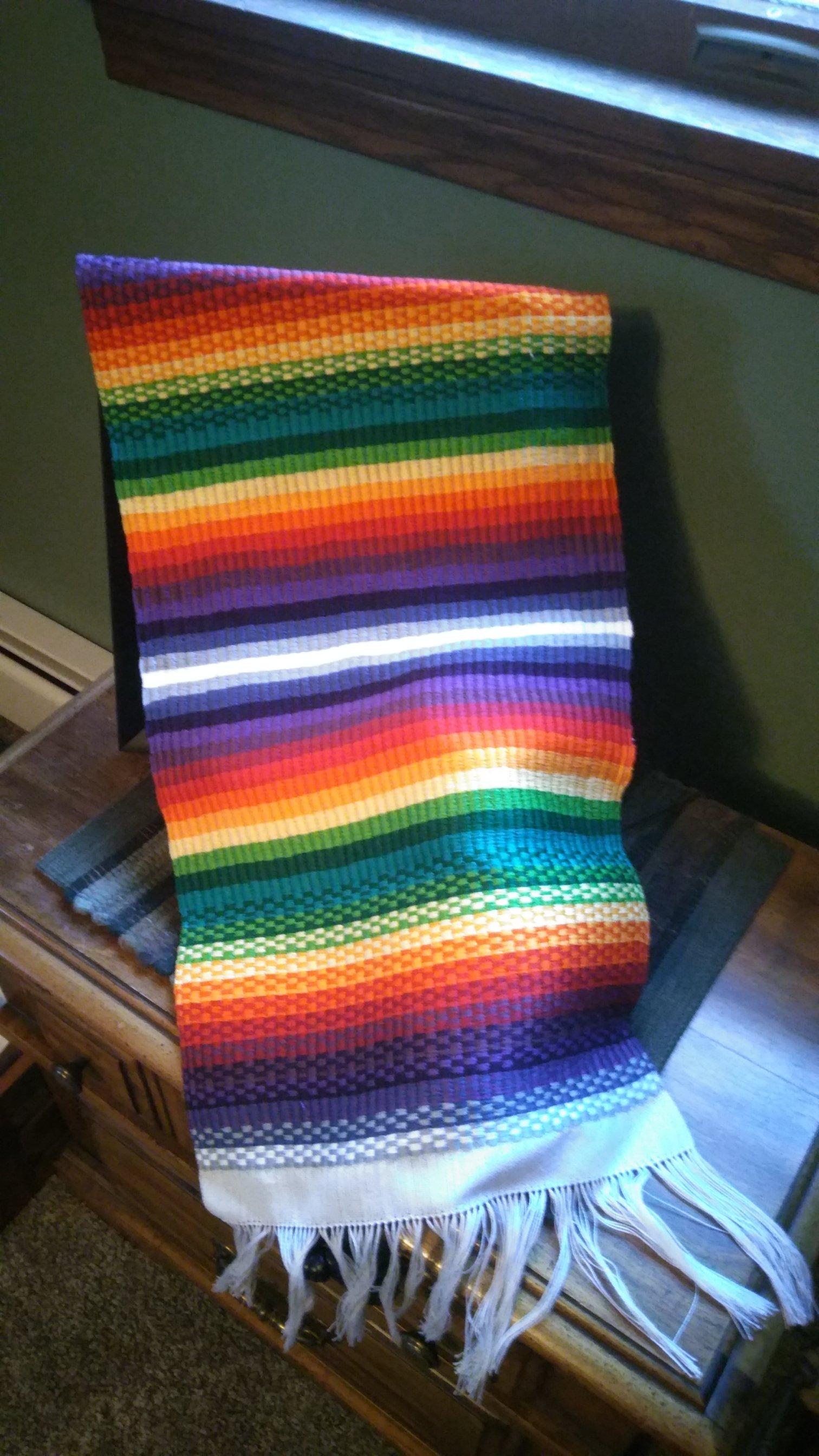 Monicas rainbow