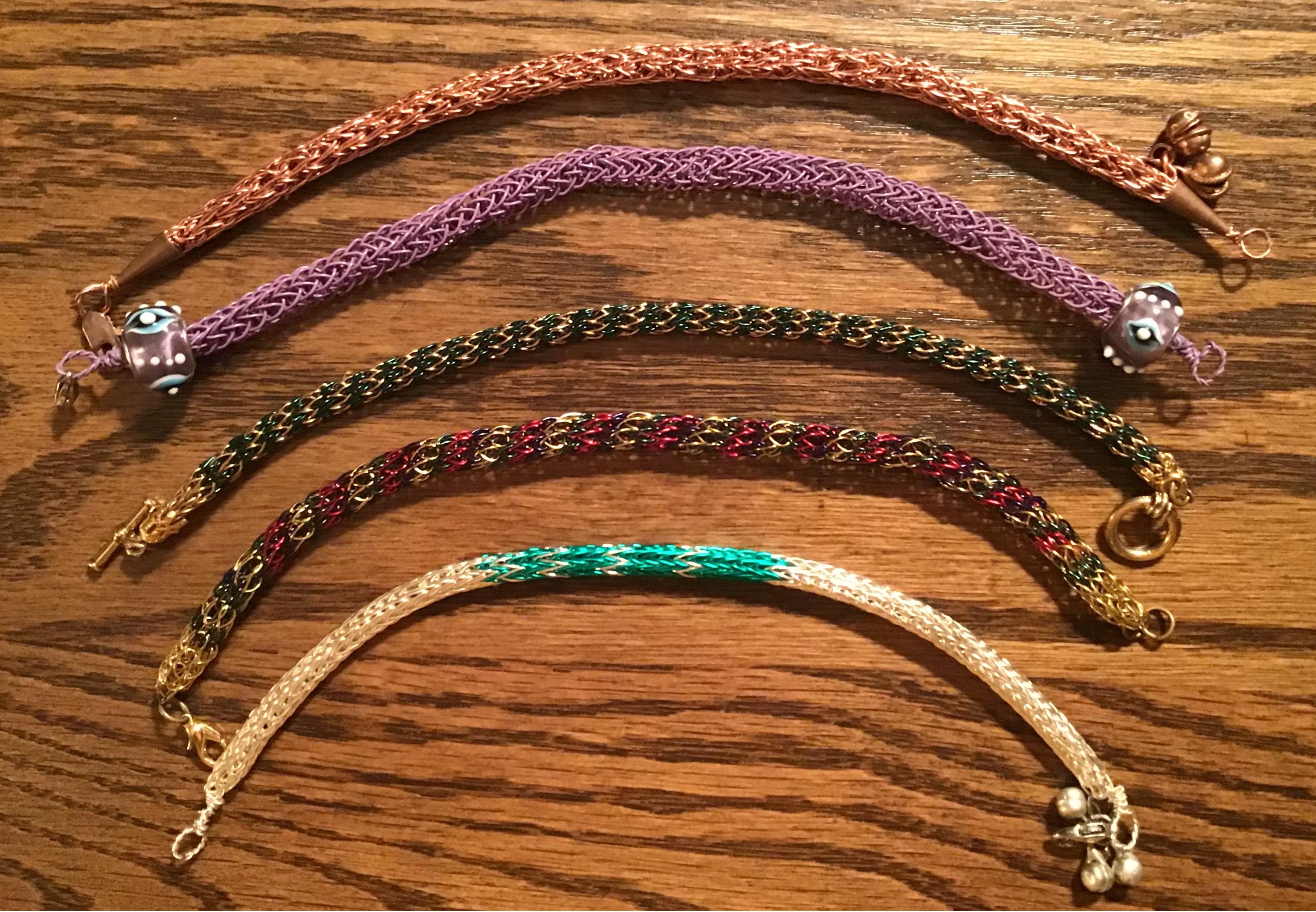 VW bracelets